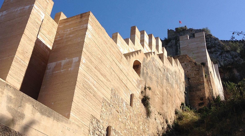 Muralles islàmiques